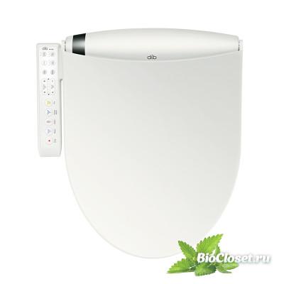 Электронная крышка биде DAEWON DIB-C500M (круглая) купить в интернет магазине BioCloset.ru