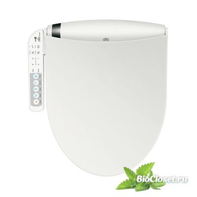 Электронная крышка биде DAEWON DIB-C830M (круглая) купить в интернет магазине BioCloset.ru