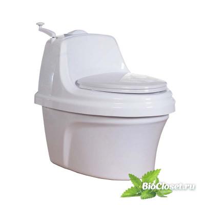 Торфяной туалет Piteco 400 купить в интернет магазине BioCloset.ru