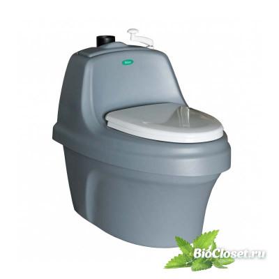Торфяной туалет Piteco 201 купить в интернет магазине BioCloset.ru