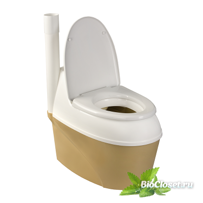 Торфяной туалет Piteco 506 купить в интернет магазине BioCloset.ru