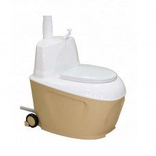 Торфяной туалет Piteco 905V с вентилятором