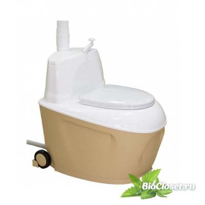 Торфяной туалет Piteco 905 купить в интернет магазине BioCloset.ru