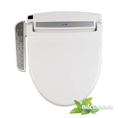 Электронная крышка биде SATO DB400M (круглая) купить в интернет магазине BioCloset.ru