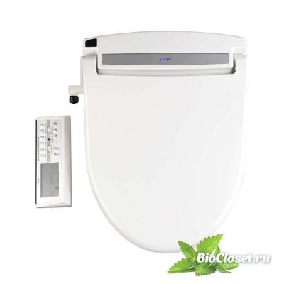 Электронная крышка биде SATO DB500RL (вытянутая) купить в интернет магазине BioCloset.ru