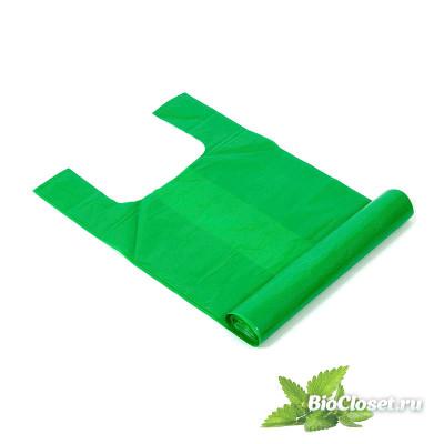 Биоразлагаемые пакеты для биотуалетов Separett купить в интернет магазине BioCloset.ru