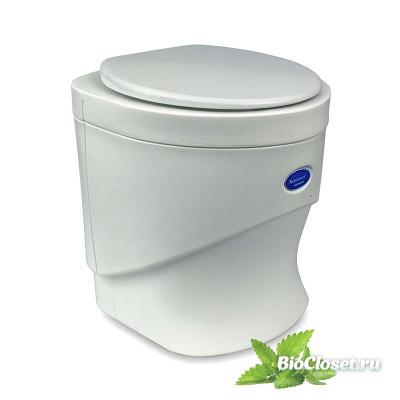 Компостирующий (сухой) биотуалет Separett Weekend 7011 серый  купить в интернет магазине BioCloset.ru